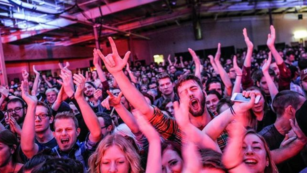 Halifax's Biggest Music Festival Of The Year Kicks Off Tomorrow