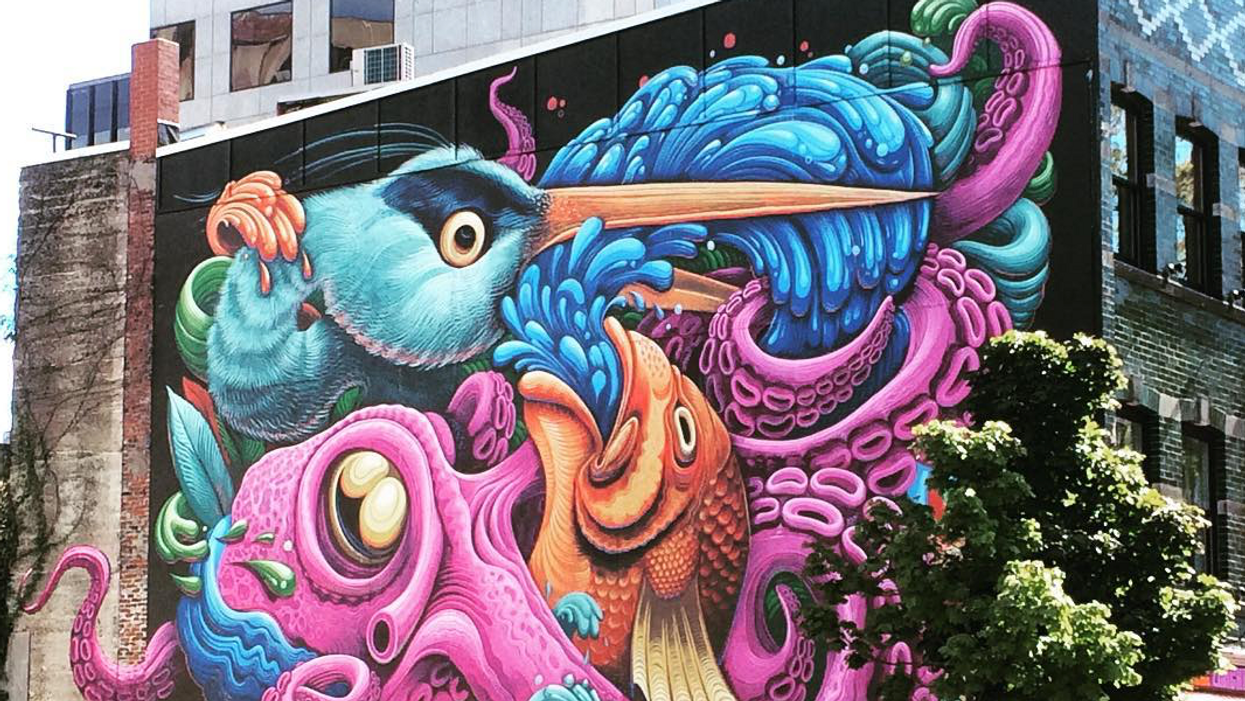11 Amazing Halifax Murals You Have To See With Your Own Eyes