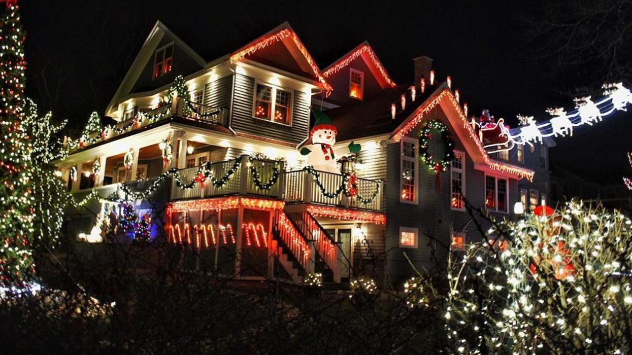 You Have To See This Enchanting Halifax Christmas Display