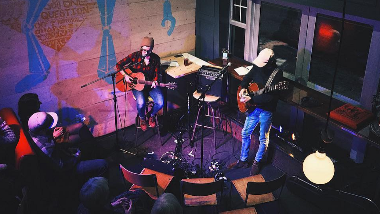 This Is The Epic Winter Music Festival You Have To Go To In Halifax