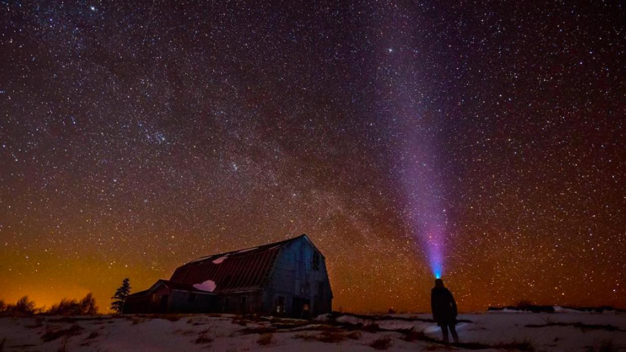 10 Beautiful Places To Go Stargazing In Nova Scotia