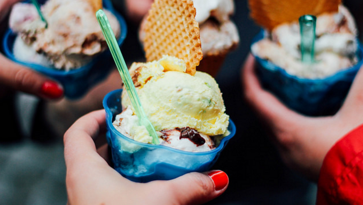 You Can Get Free Gelato At This Halifax Cafe