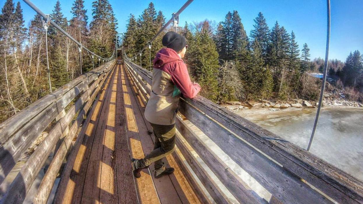 7 Surreal Suspension Bridges You Have To Visit In Atlantic Canada