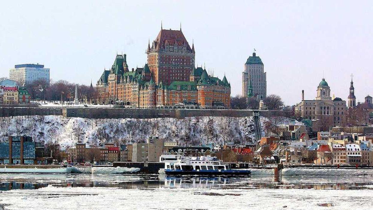 Québec classée #5 parmi les villes les plus enneigées au monde!