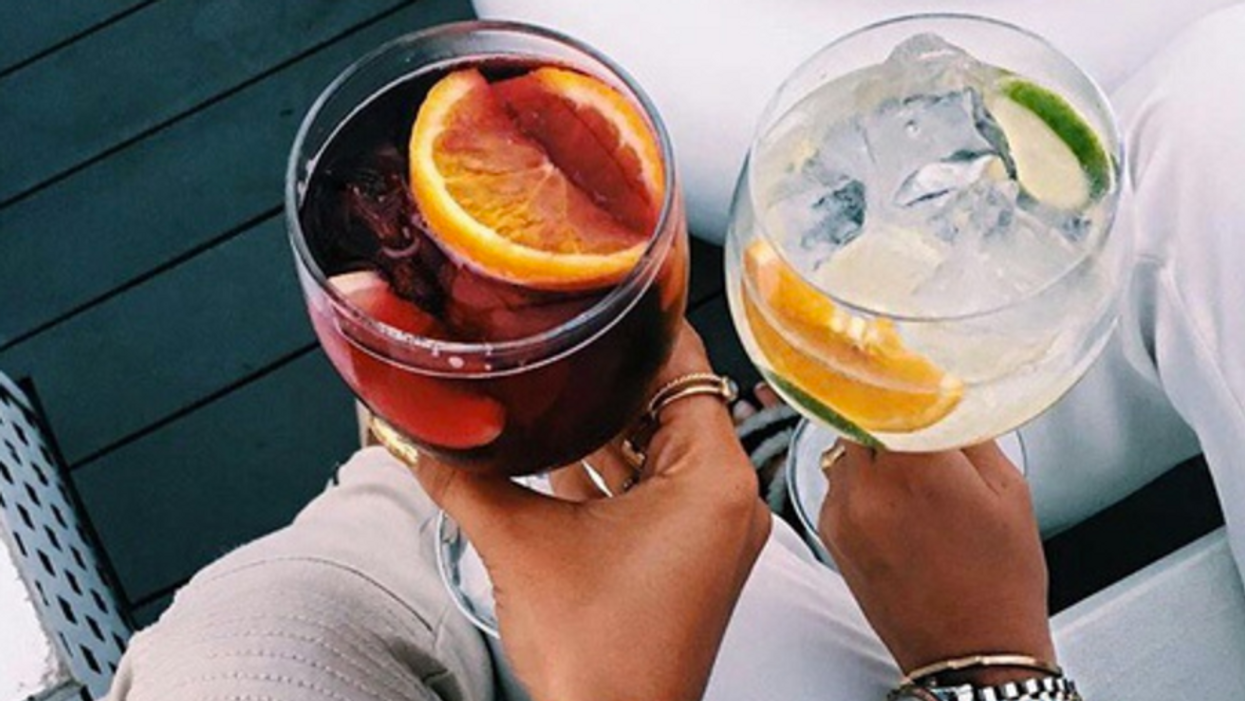 9 Halifax Sangria Specials You Need To Take Advantage Of This Spring