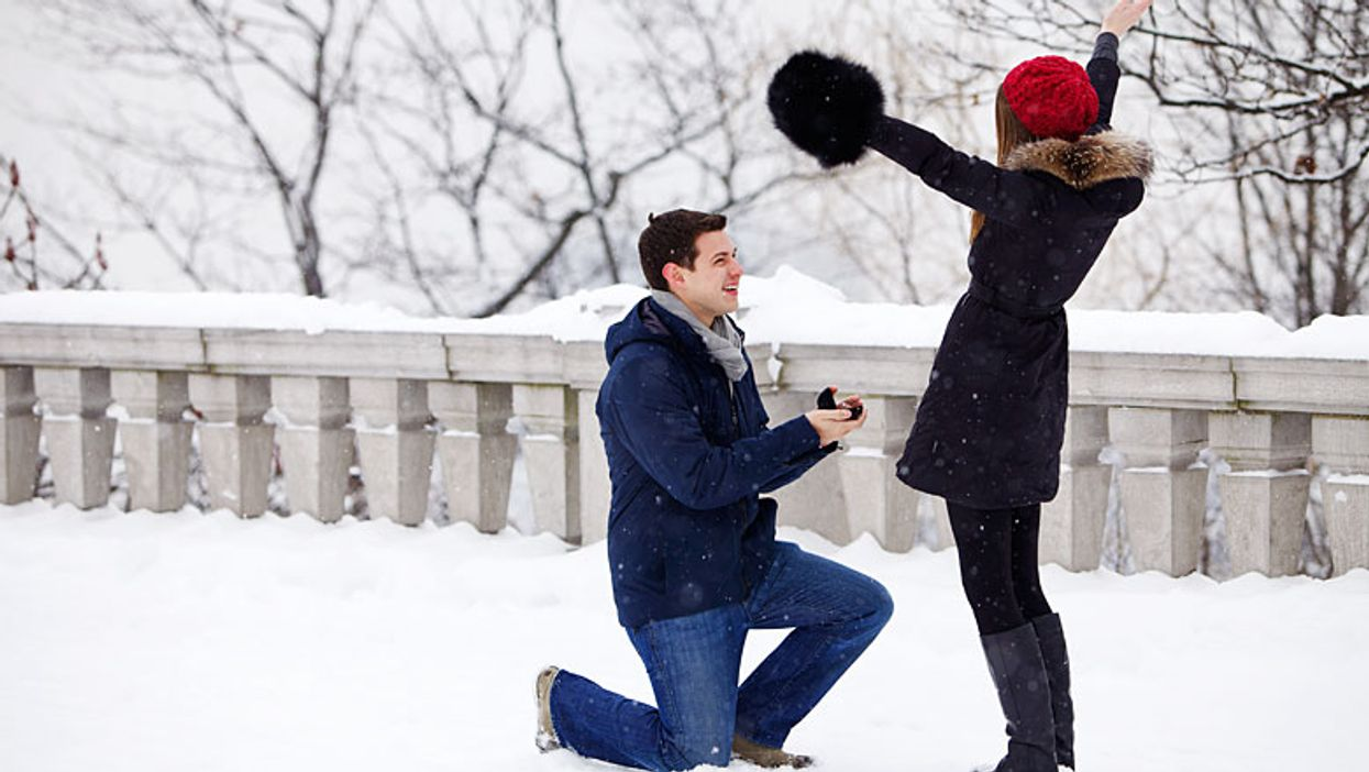 Des demandes en mariage qui font jaser...
