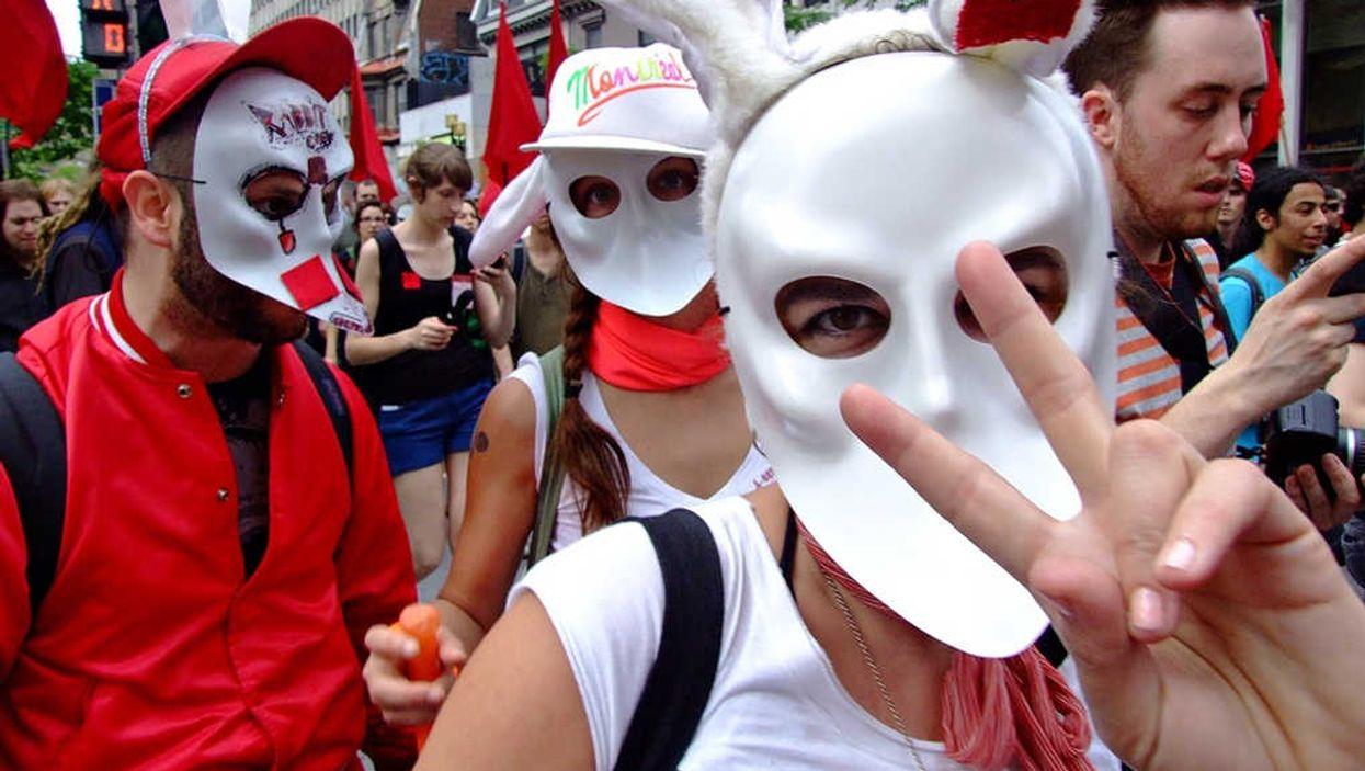 Les 10 choses entendues dans les assemblées de grève de Montréal