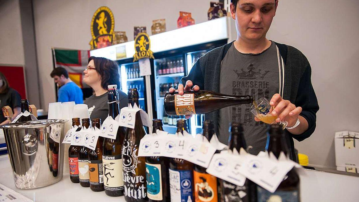 La semaine de la bière de Montréal débute dès juin!