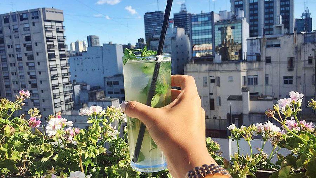 Un bar à mojitos ouvrira sur une des plus belles terrasses sur toit à Montréal cet été!