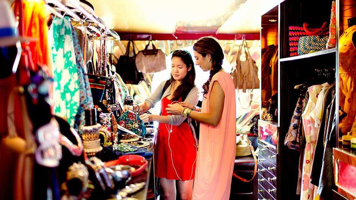 Refais ta garde-robe cet été avec les « fashion trucks » montréalais !