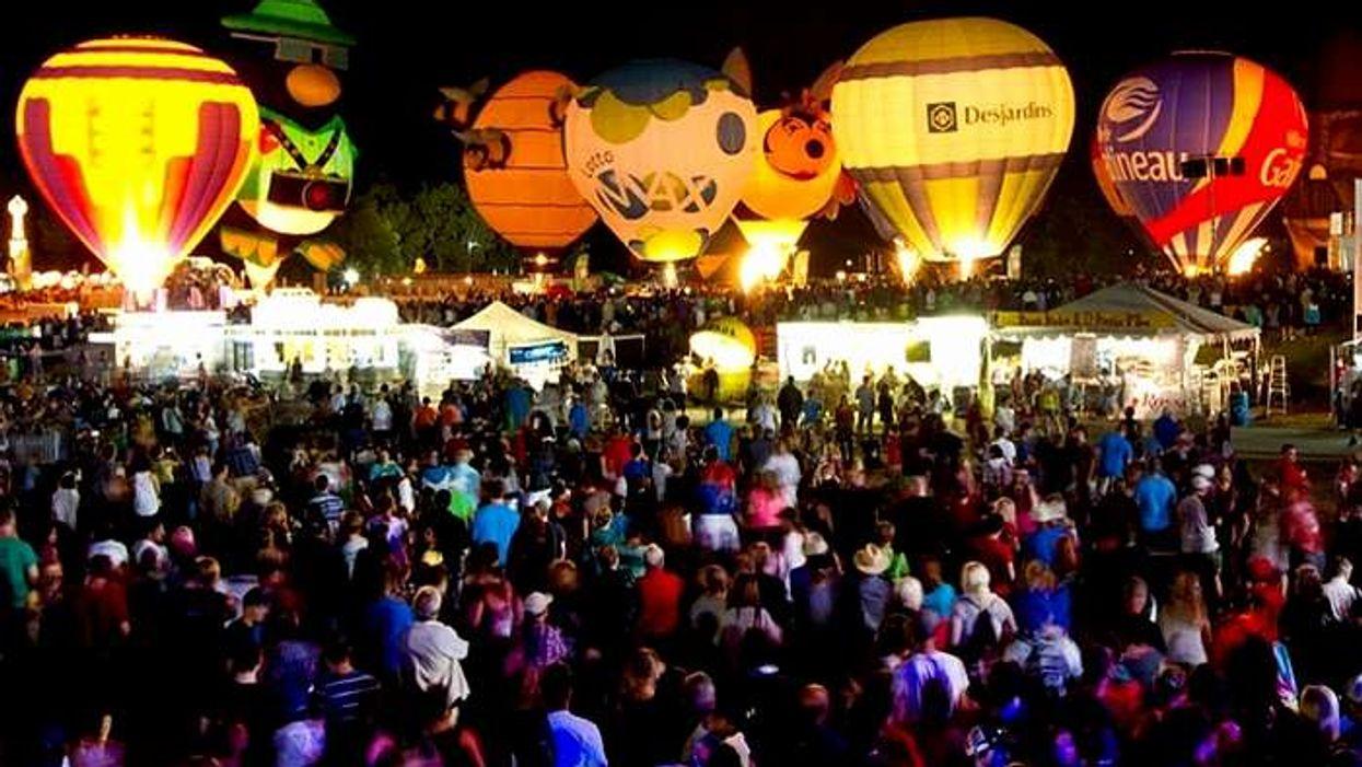 La programmation du Festival des Montgolfières est enfin dévoilée !