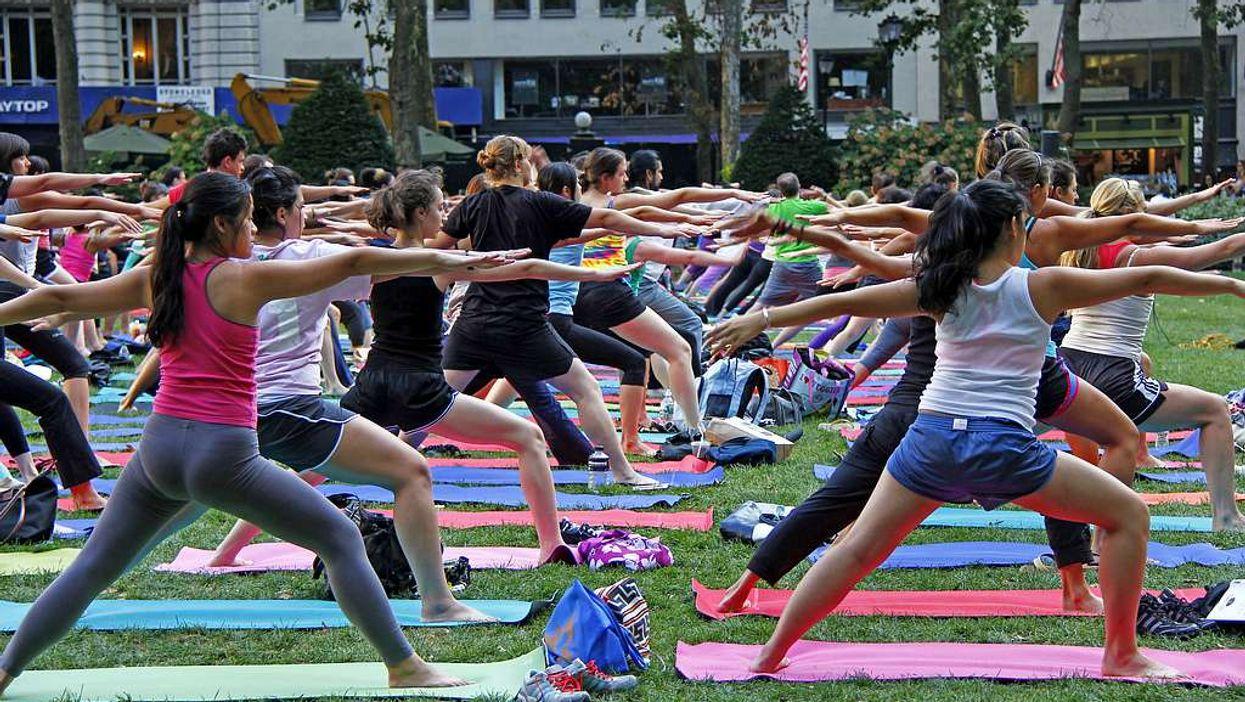 6 places incontournables où pratiquer le yoga en plein air à Montréal