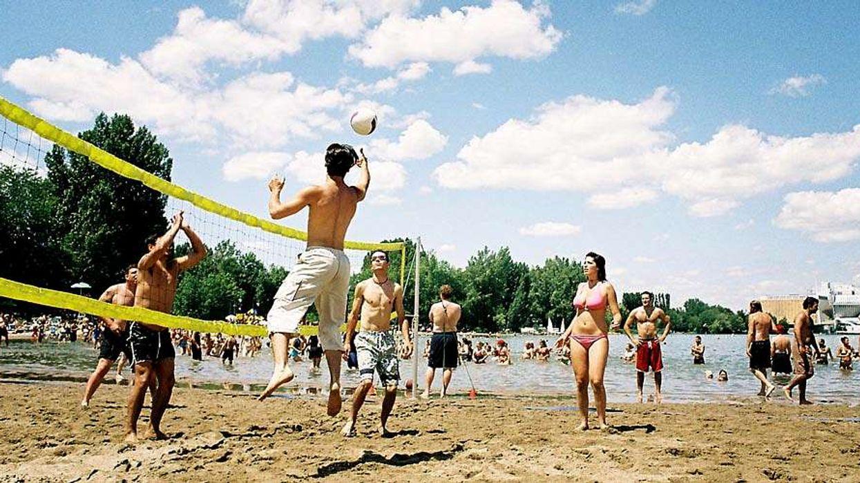 Une nouvelle plage à proximité de Montréal sera bientôt aménagée!