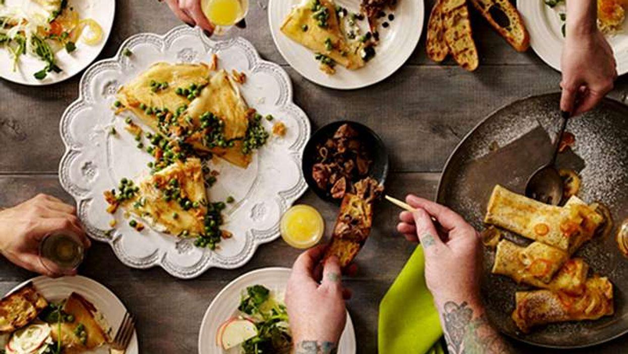 5 restaurants à Montréal où tu peux déjeuner en tout temps
