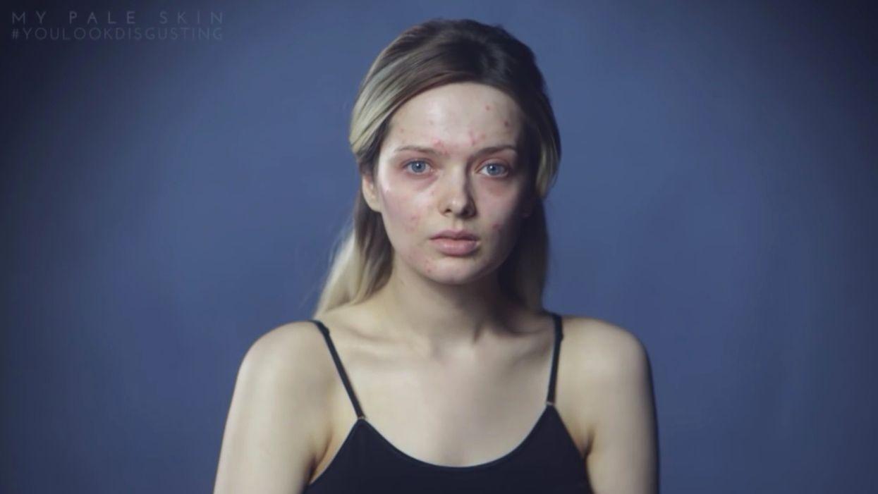 Une vidéo émouvante d'une bloggeuse sur les standards de beauté vient de sortir sur le web