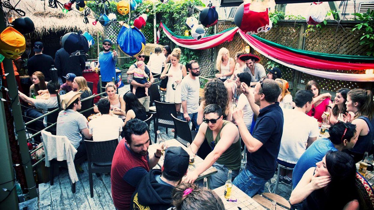 Une énorme fiesta mexicaine aura lieu à l'Abreuvoir la semaine prochaine !