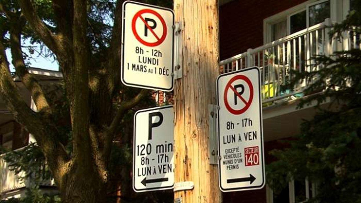 Encore plus de vignettes de stationnement dans le quartier Rosemont Petite-Patrie