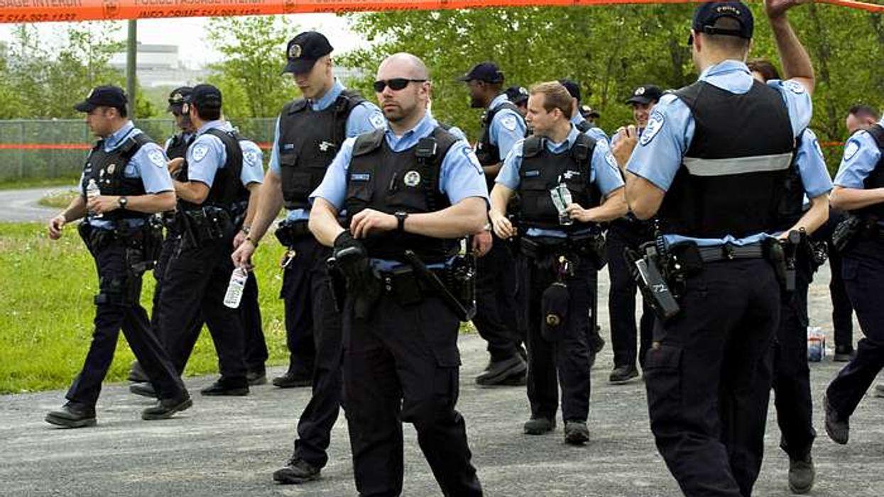 Une alerte à la bombe au centre-ville de Montréal aujourd'hui!