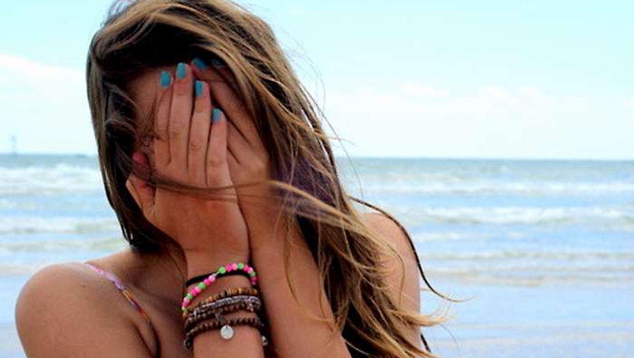 18 problèmes que vivent toutes les filles chaque été