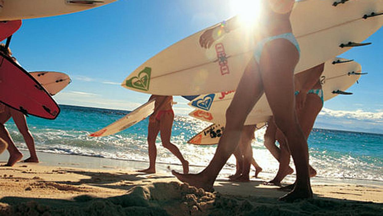 Mexique et surf pour un gros party à l'Horloge jeudi soir