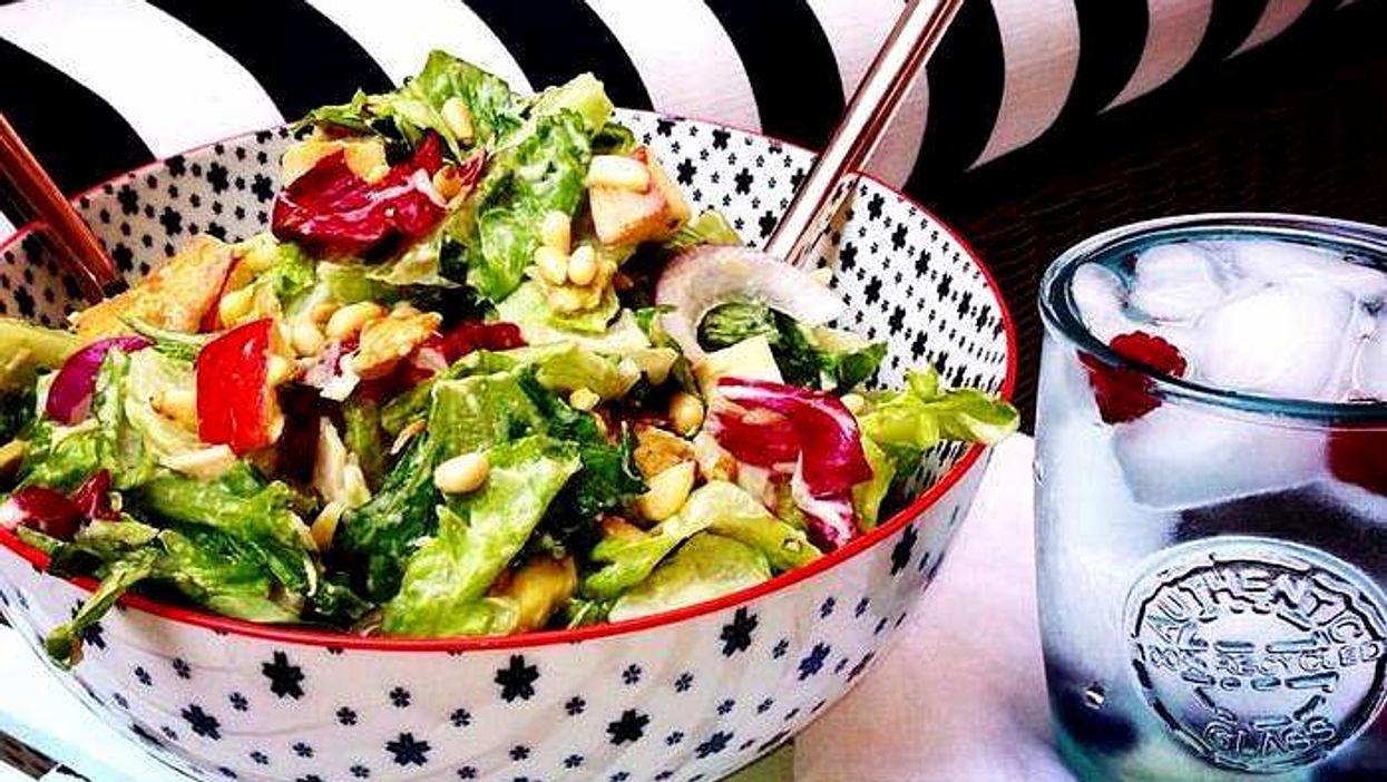 Les 8 restaurants à Montréal qui servent les meilleures salades