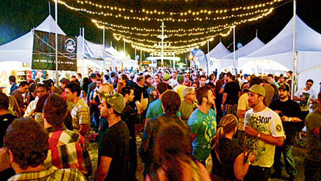 Énorme festival des bières à 30 minutes de Montréal en septembre !