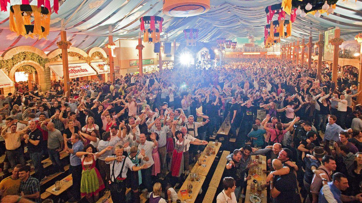 Le célèbre Oktoberfest débarque à Montréal le mois prochain