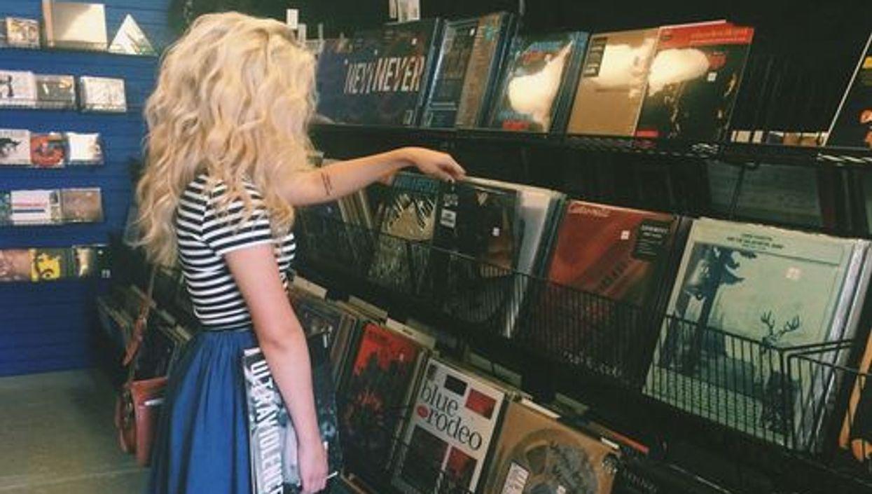 Grande vente de vinyles à 1$ le mois prochain à Montréal