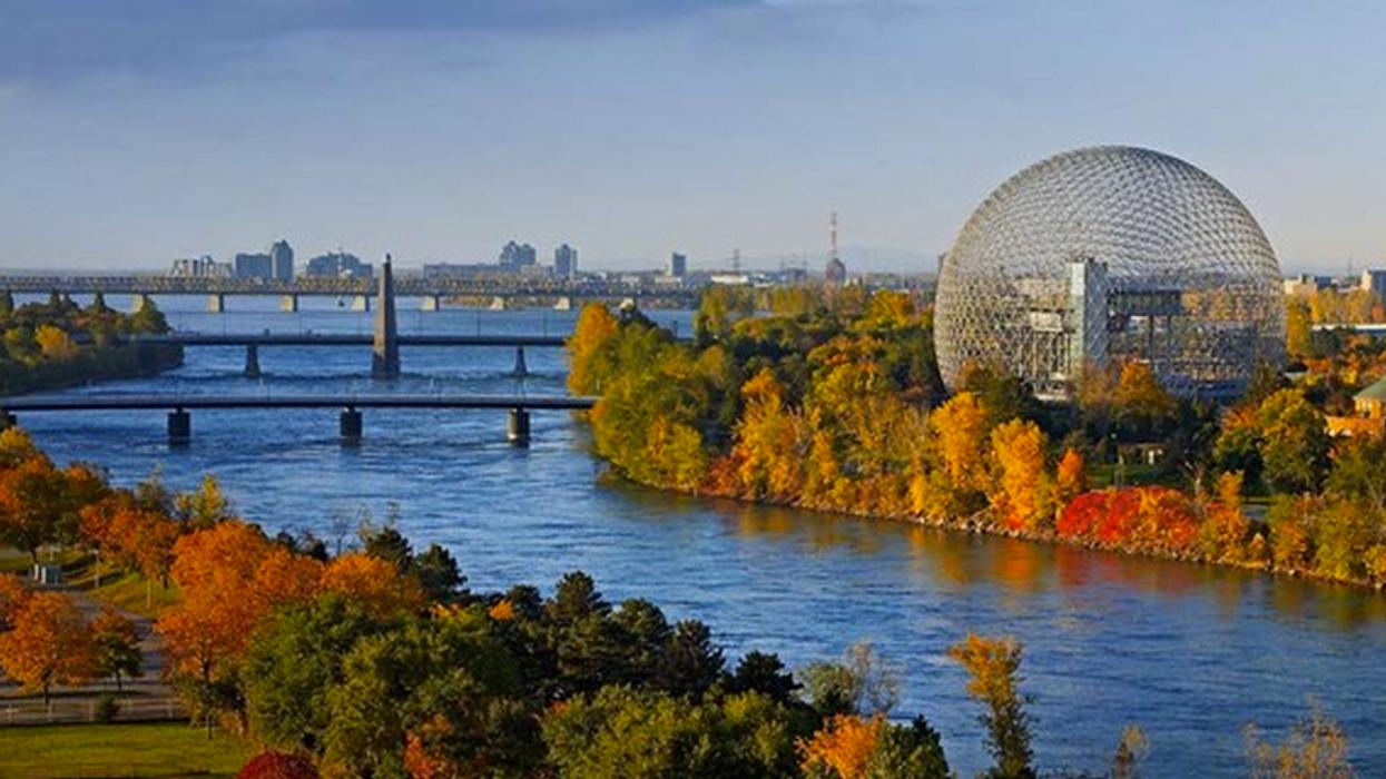 7 bonnes raisons d'aller au Parc Jean Drapeau cet automne