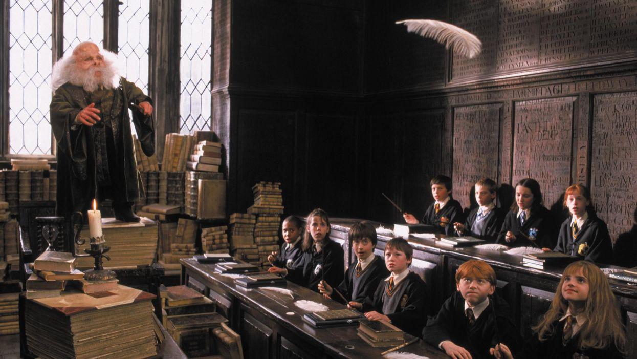 Montréal a maintenant une école de magie à la Harry Potter!