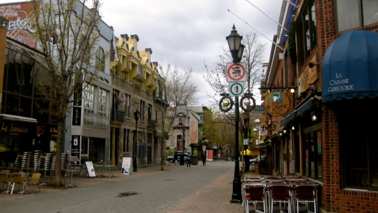 La rue Prince-Arthur sera complètement transformée!