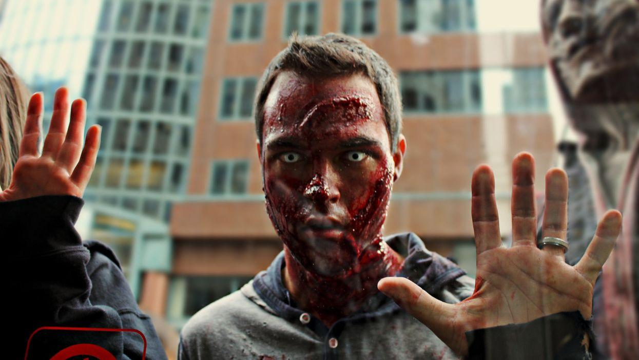 La Marche des Zombies débarque à Montréal en octobre!