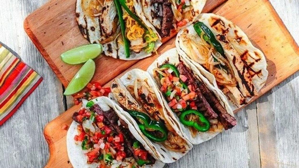 Les restaurants où trouver les meilleurs tacos à Montréal