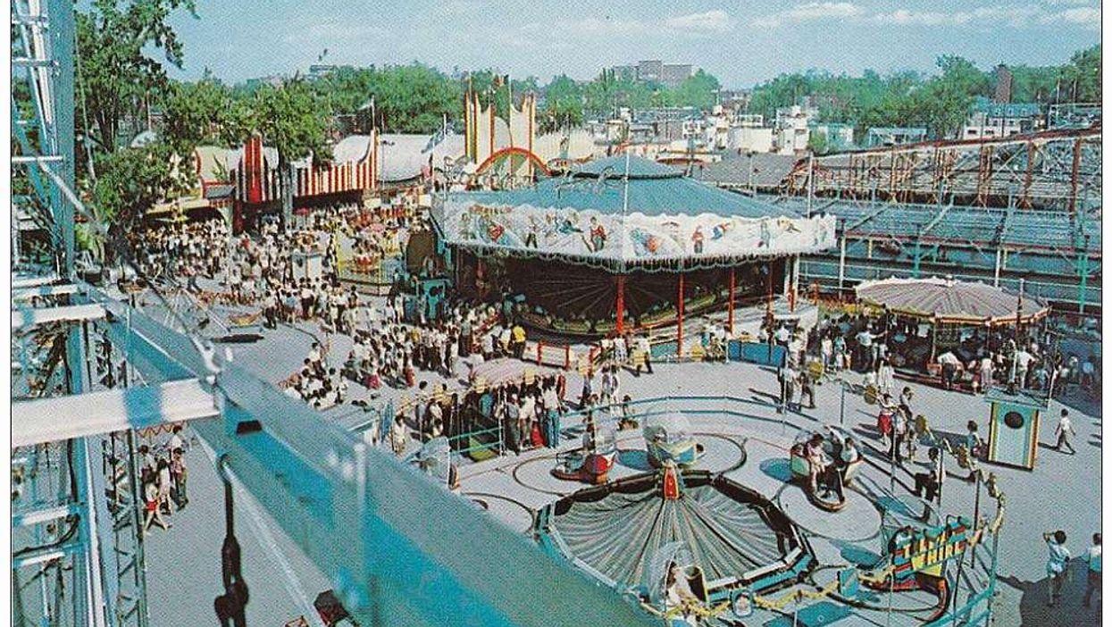 Ces photos du 1er parc d'attractions montréalais te donneront envie d'être né avant La Ronde