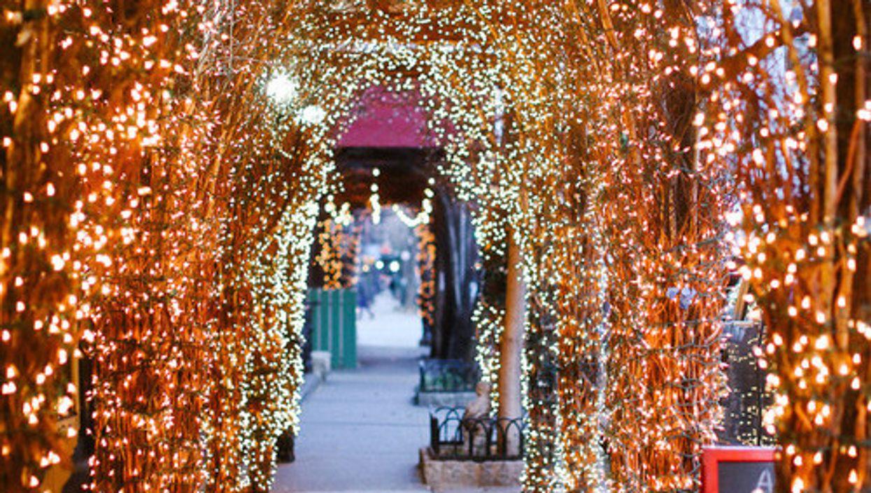 Montréal aura son propre village de Noël sur la rue Prince-Arthur!