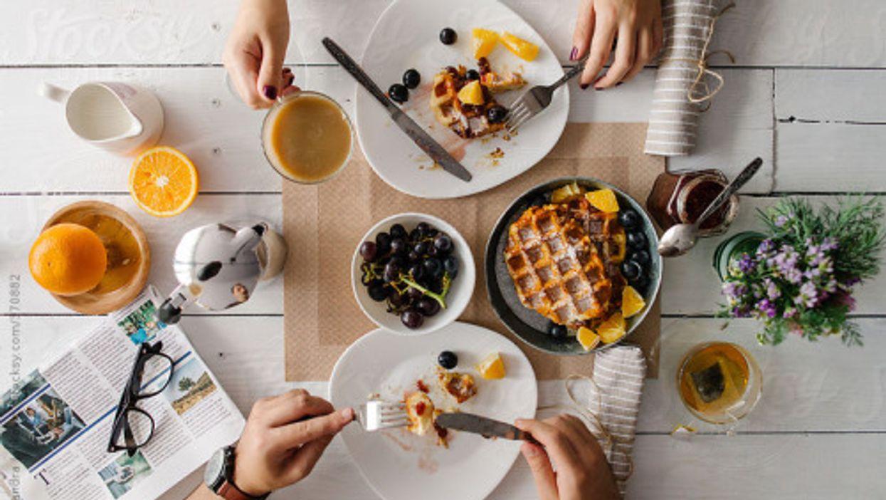 7 raisons pour lesquelles les foodies font les meilleurs amoureux