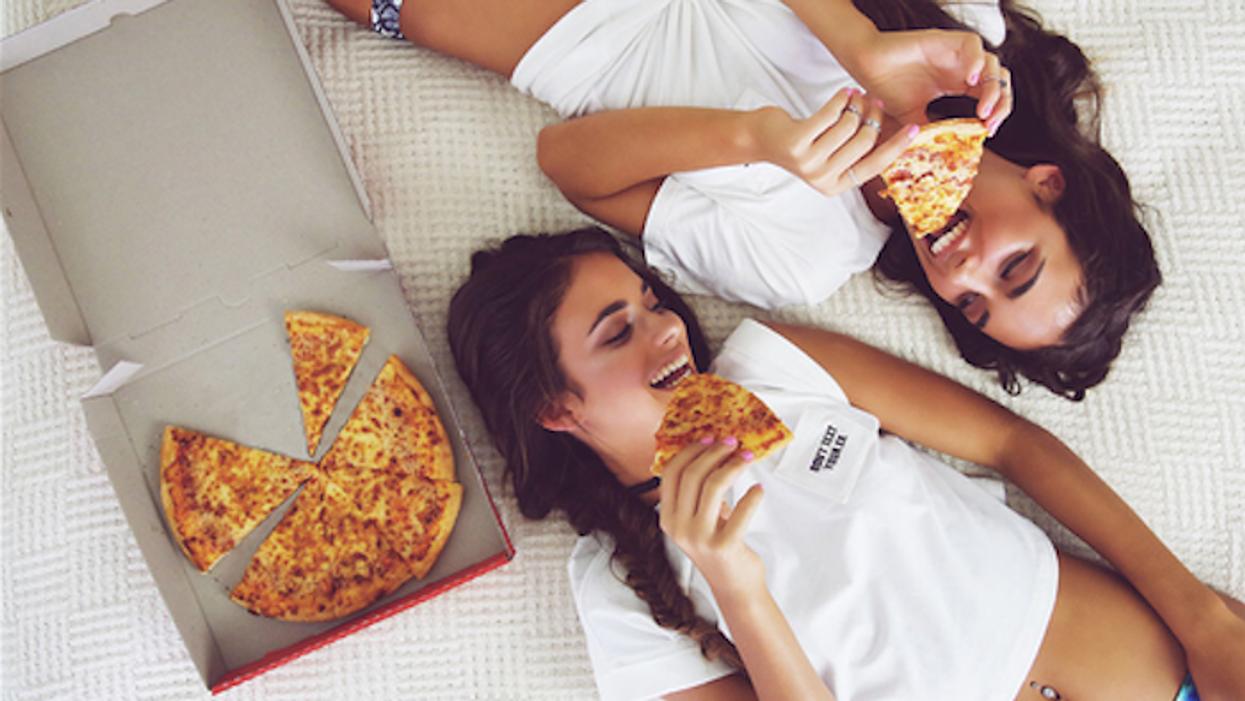 10 problèmes de la fille qui a toujours faim