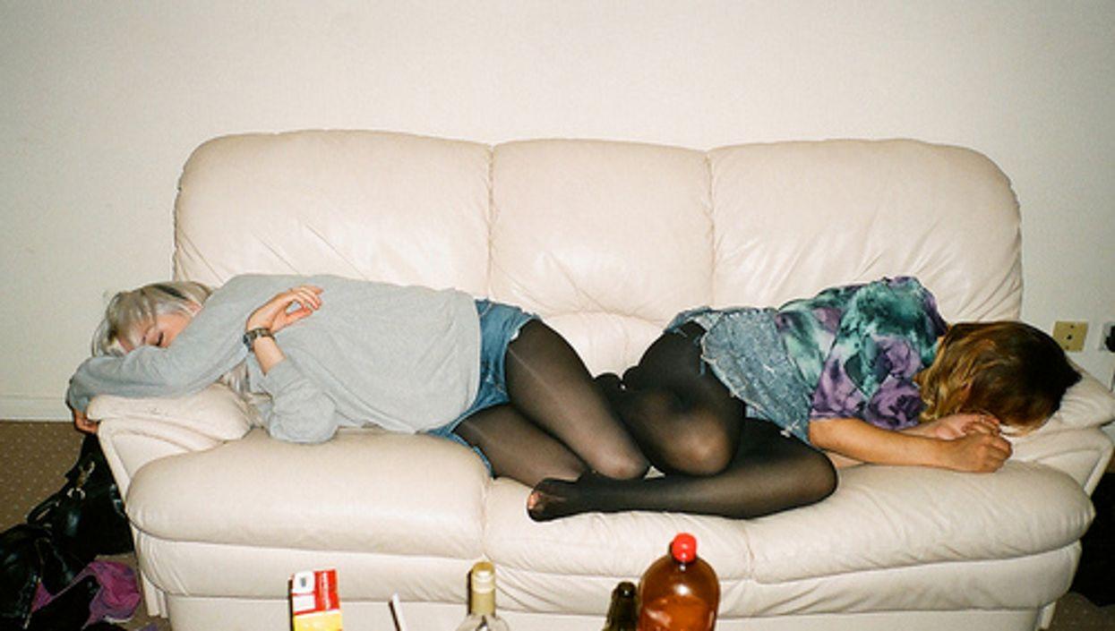 30 choses qui te font penser qu'une soirée est sans intérêt et qu'il faut la quitter