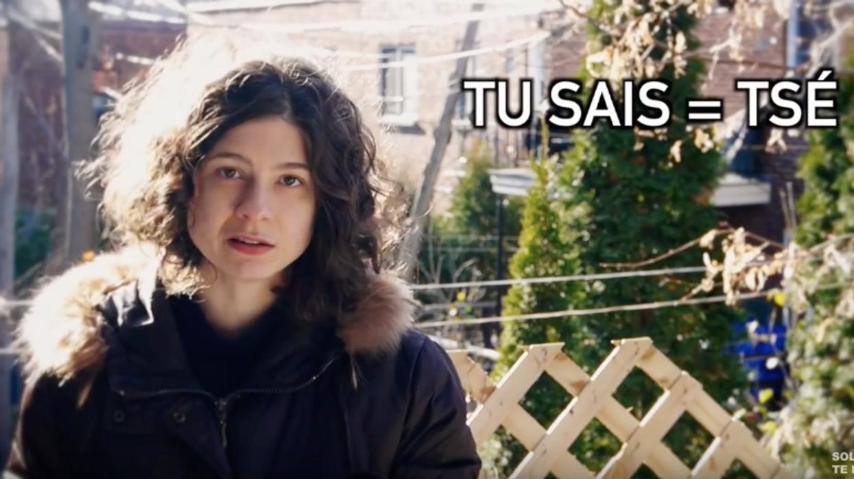 Le parler québécois enfin expliqué clairement aux Français