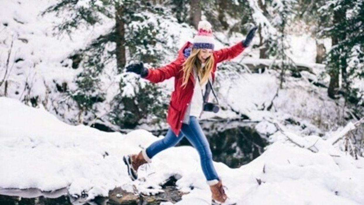 13 activités à faire cet hiver pour retomber en enfance