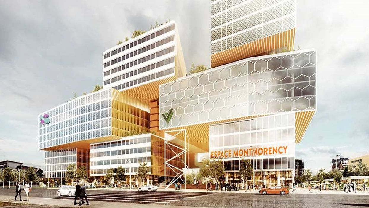 Laval accueillera un centre commercial de 420 millions de dollars