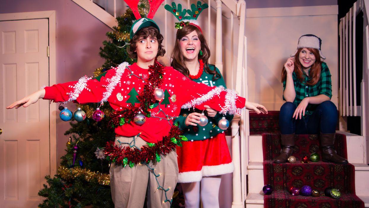 11 types de personnes que tu risques de voir à ton party de Noël