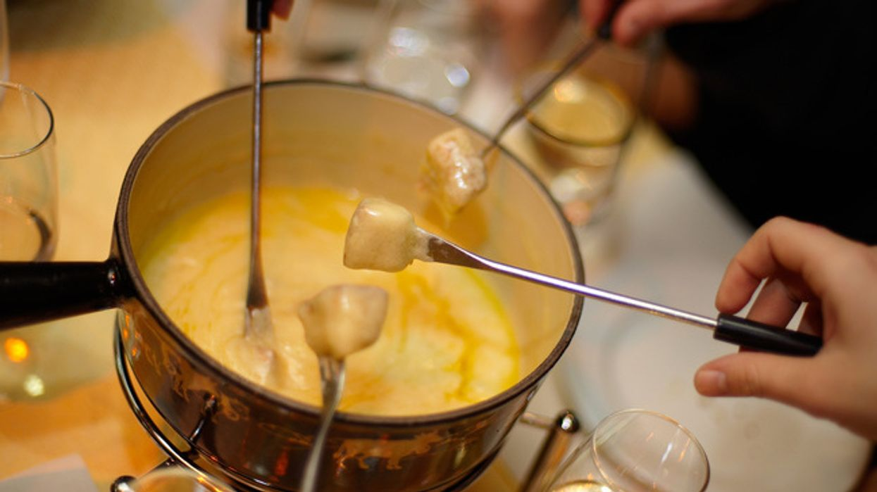 Un party de fondue aura lieu ce week-end à Montréal