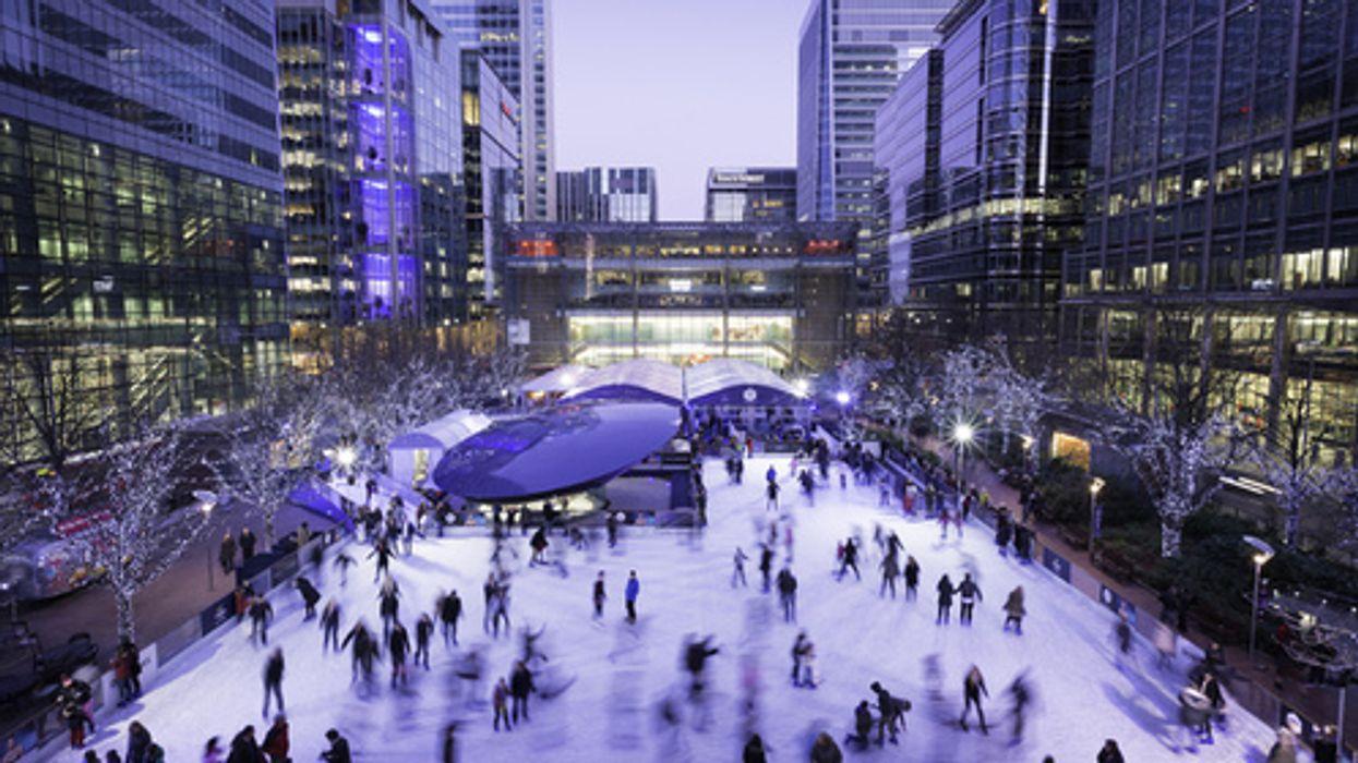 Une patinoire géante sera construite au centre ville de Montréal prochainement