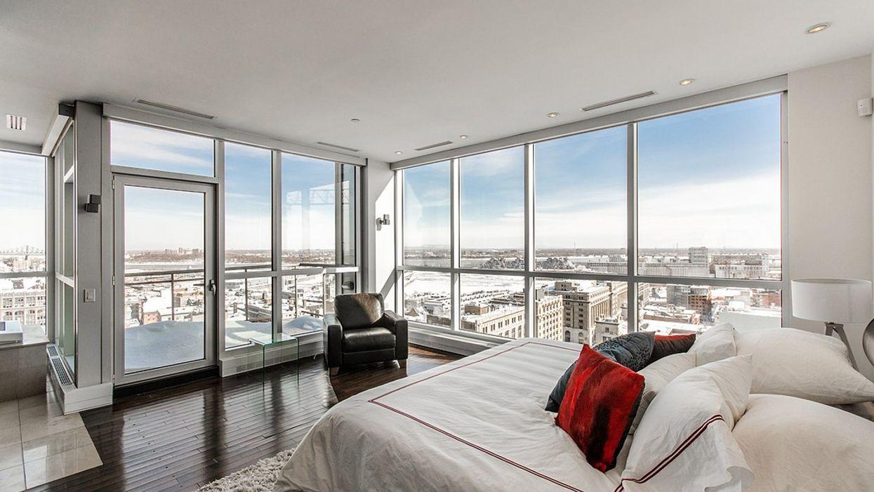 Les plus belles photos des condos de luxe à vendre dans le Vieux-Montréal