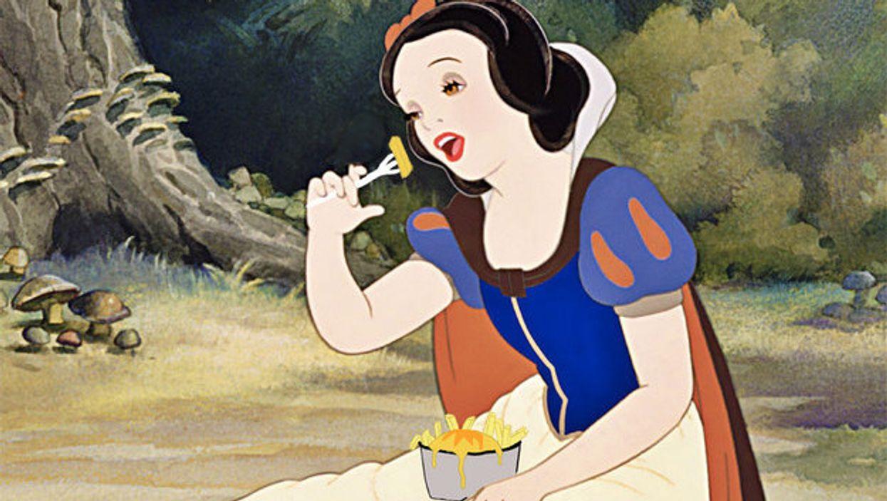Si les princesses de Disney vivaient au Québec
