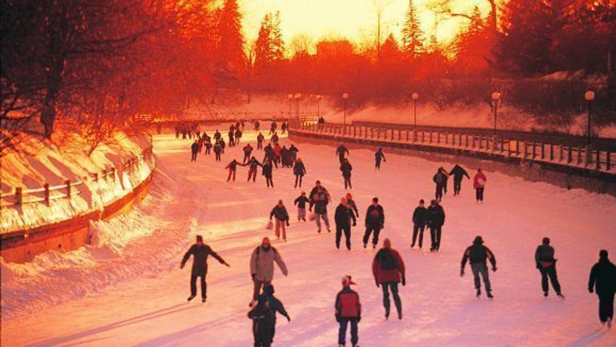 Le canal Lachine deviendra une immense patinoire cet hiver!