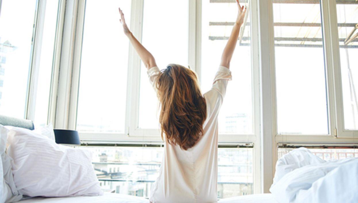 14 choses que tous les gens qui ont du succès font au réveil