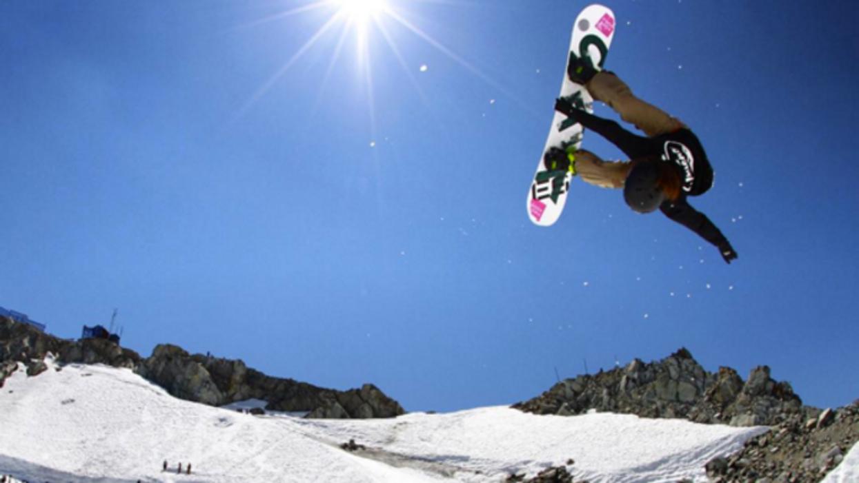 15 snowboarders talentueux qui nous rendent fiers d'être Québécois