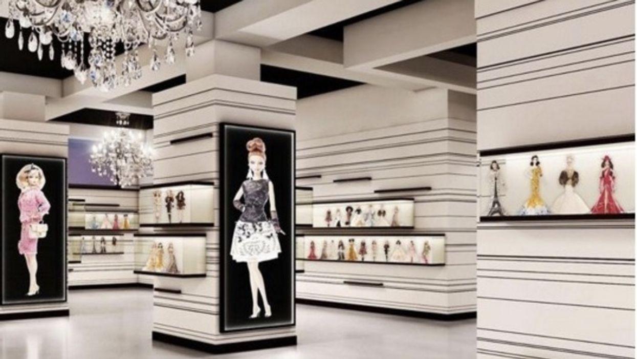 25 photos du musée de Barbie à Montréal qui te donneront le goût d'y aller